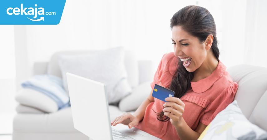 daftar kartu kredit online - CekAja.com