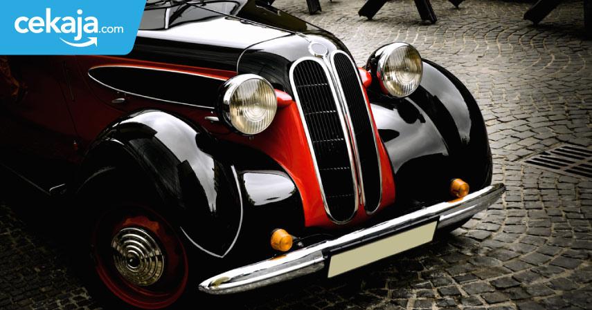 mobil klasik_asuransi kendaraan - CekAja.com