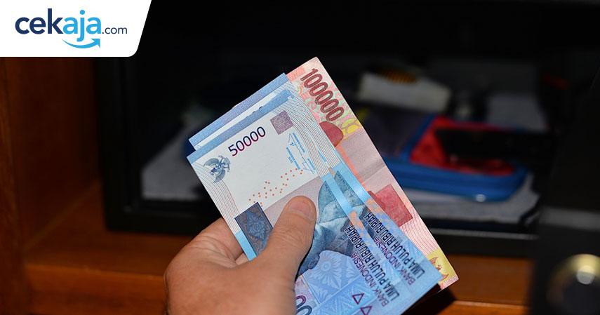 aman simpan uang di rumah_kpr - CekAja.com