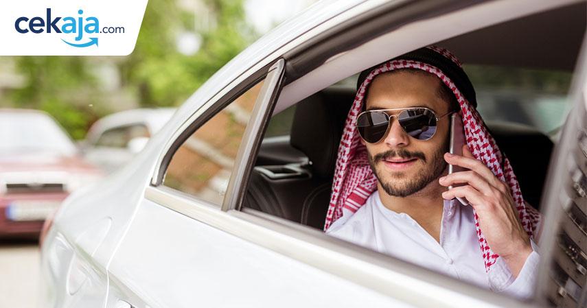 kekayaan raja arab_investasi - CekAja.com