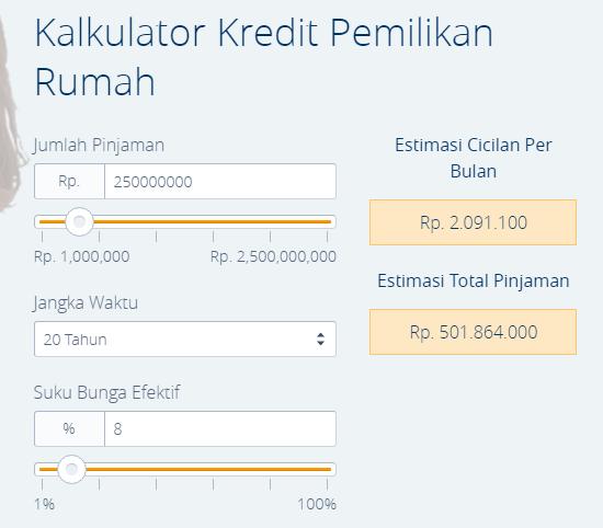 Image Result For Suku Bunga Kpr Paling Rendah