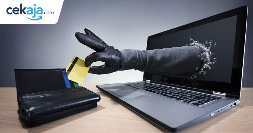 penipuan online_kartu kredit - CekAja.com