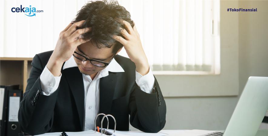 penyakit stress bekerja _ asuransi kesehatan - CekAja.com