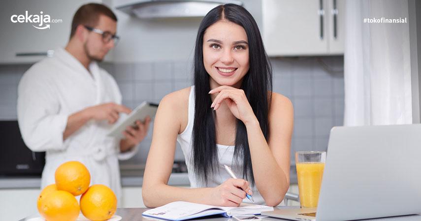 tips atur uang untuk istri_kartu kredit - CekAja.com