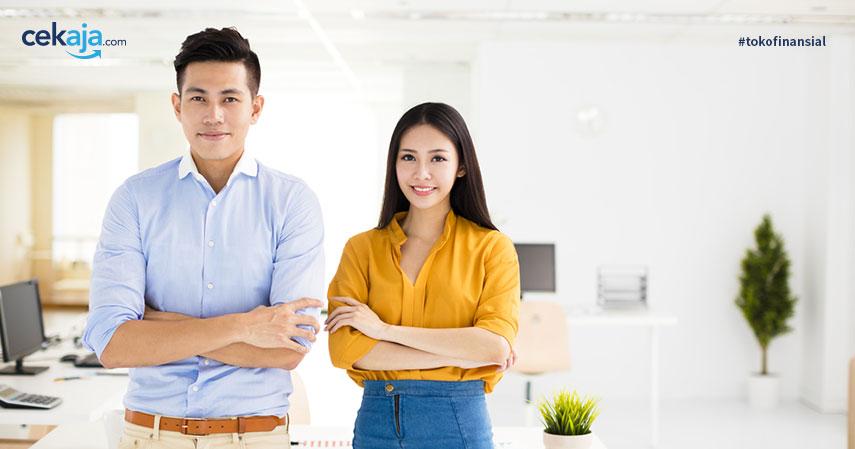 pengusaha muda _ pinjaman usaha - CekAja.com