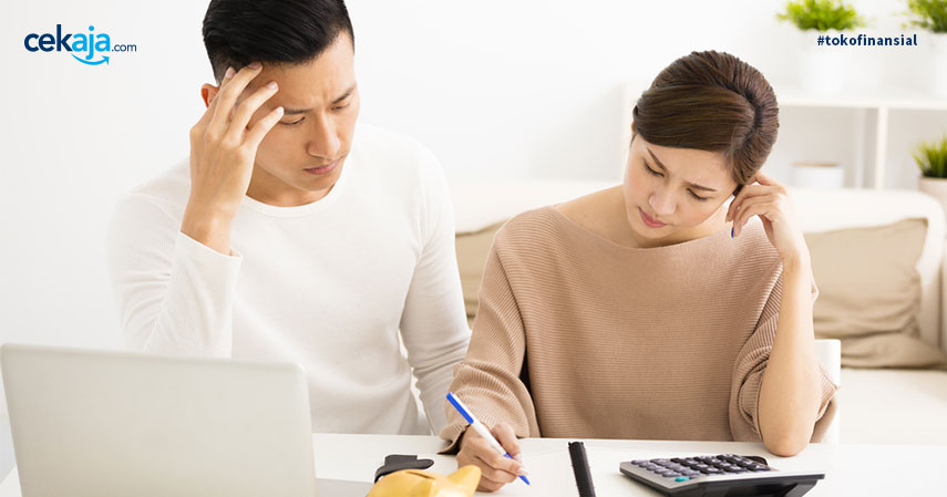 keluarga bangkrut_kredit tanpa agunan - CekAja.com