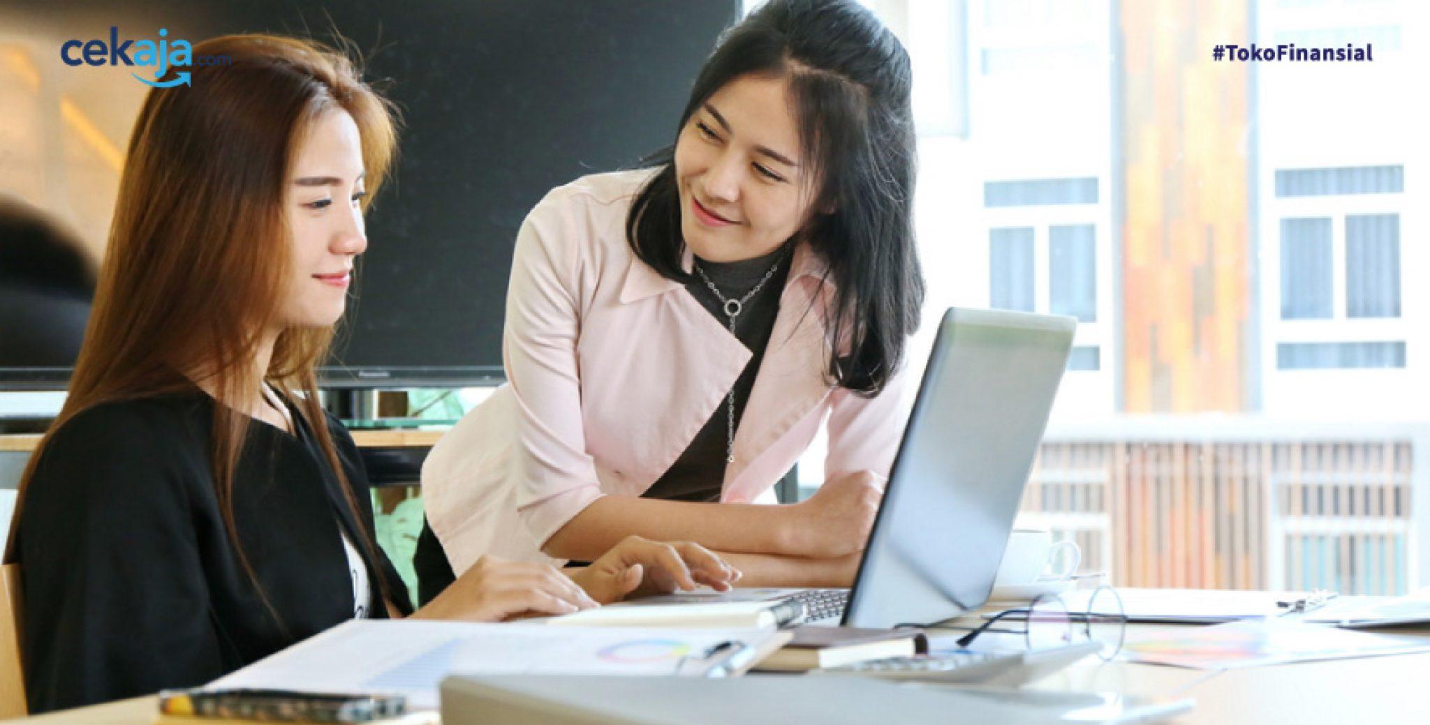 tips kerja di kantor baru _ investasi - CekAja.com