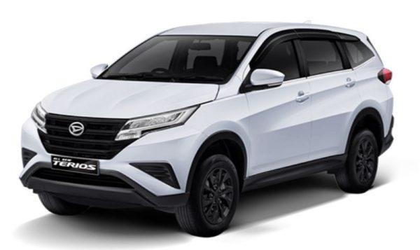 New Daihatsu Terrios - CA