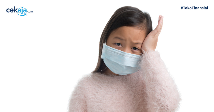 Kesehatan Pencemaran Udara Anak - CekAja